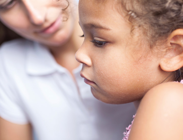 Children with learning disabilities may have low self-esteem